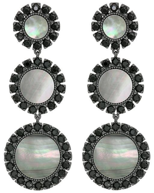 Tory BurchTory Burch Deco Flower Drop Earrings
