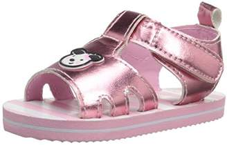 Gerber Girls' Lt Pink Puppy Eva K Sandal