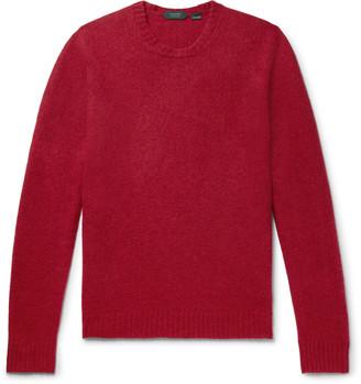 Incotex Slim-Fit Virgin Wool Sweater
