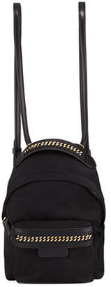 Stella McCartney Falabella Mini Eco Nylon Backpack