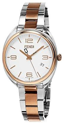 Fendi Women's 'Momento' Swiss Quartz Stainless Steel Dress Watch (Model: F211234000)