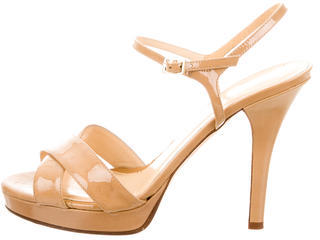 Kate SpadeKate Spade New York Patent Platform Sandals