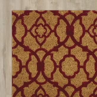 Waverly Greetings Lovely Lattice Doormat Mat