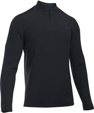Under Armour Men's ColdGear- Infrared 1/4 Zip Fleece