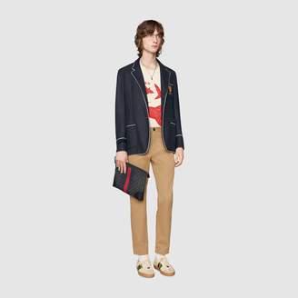 Gucci GG Supreme men's bag