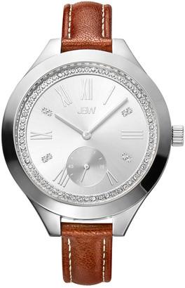 JBW Women's Aria Diamond & Crystal Watch