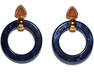 Lizzie Fortunato Lizie Fortunato Cruise Hoop Earrings
