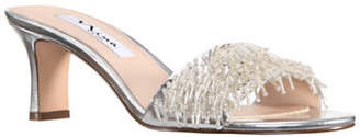 Nina Ninon Beaded Sandals