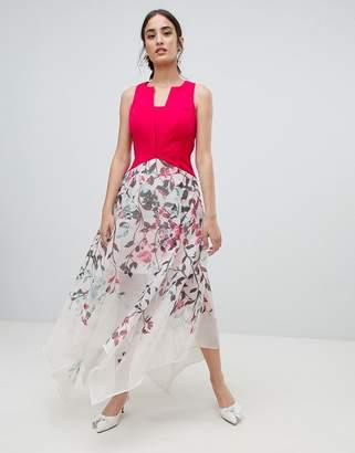 Coast Samantha Print Maxi Dress