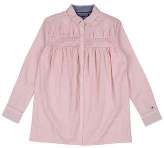 4385ab92 Tommy Hilfiger Shirts & Blouses For Girls - ShopStyle UK