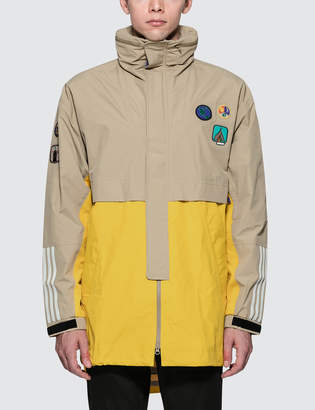 adidas Pharrell Williams x Human Race Hiking 3L Jacket