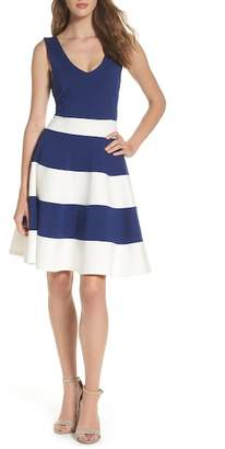 Felicity & Coco Joice Sleeveless Fit & Flare Dress (Regular & Petite)(Nordstrom Exclusive)