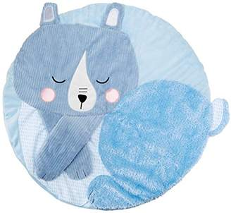 Manhattan Toy 212950 Tactile Bear Play Mat, Other, 8 Inches