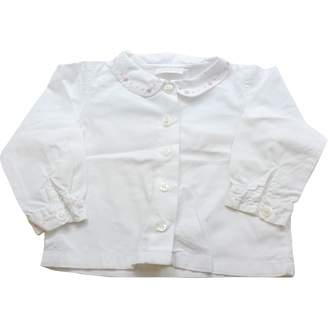 Jacadi White Cotton Top