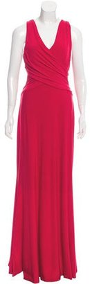 Vera Wang Sleeveless Evening Dress w/ Tags $230 thestylecure.com