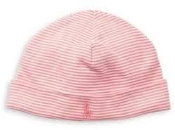 Ralph Lauren Baby Girl's Striped Beanie