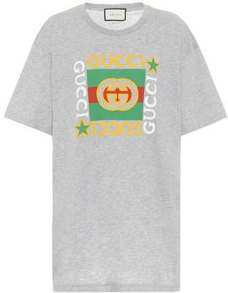 Gucci Logo cotton T-shirt