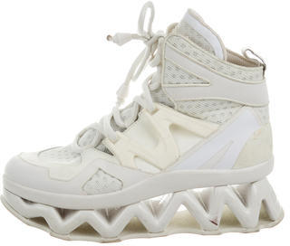 Marc by Marc Jacobs Platform High-Top Sneakers $95 thestylecure.com