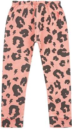 Scamp & Dude Leopard Print Chill Out Leggings