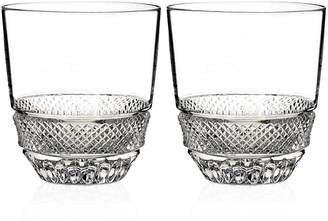 Waterford Town & Country Riverside Drive Tumblers, Set of 2