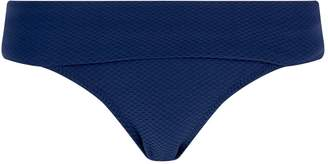 Heidi Klein Textured Fold Over Bikini Bottoms