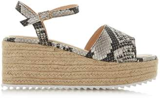 aa0af101b6 Dorothy Perkins Womens *Head Over Heels By Dune Multi Colour 'Kendon' Mid  Heel