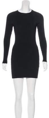 A.L.C. Long Sleeve Bodycon Dress