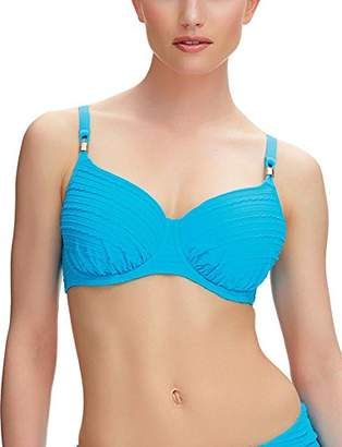 Fantasie San Sebastian Underwire Lightly Padded Gathered Bikini Top in (FS6280) *Sizes D-H*