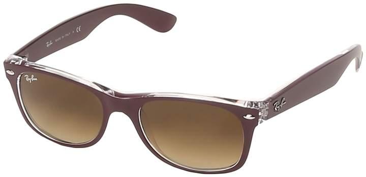 Ray-Ban - RB2132 New Wayfarer 52mm Sport Sunglasses