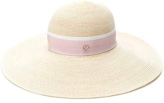 b7a4c511fa5 Pink Wide Brimmed Hat - ShopStyle UK