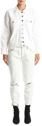 One Teaspoon Coconut Freebirds High Waist Skinny Jean