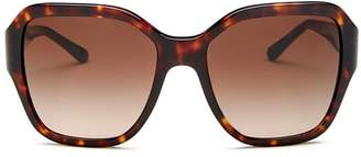 740ac1222eef Tory Burch Women's Reva Square Sunglasses, 56mm