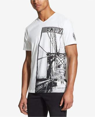 DKNY Men's City Print T-Shirt