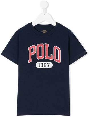 Ralph Lauren Kids printed T-shirt