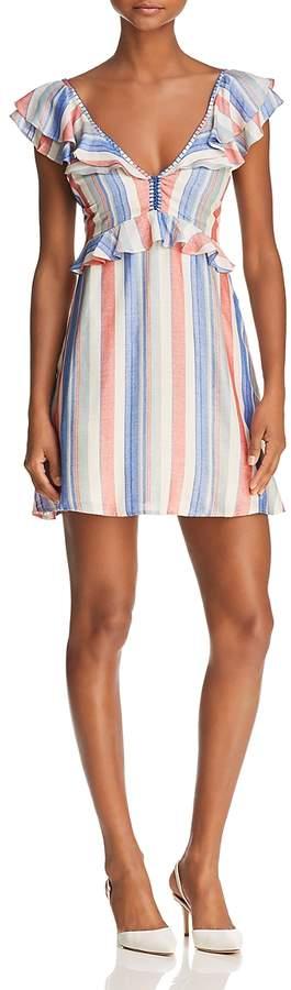 Buy Poppy Striped Mini Dress!