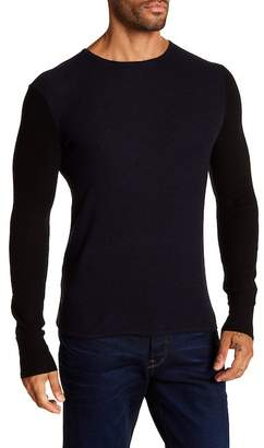 Rag & Bone Giles Colorblock Wool Sweater