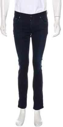 Prada Mid-Rise Straight-Leg Jeans