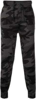 Polo Ralph Lauren camouflage print track trousers