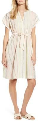 Lou & Grey Fringe Swing Dress