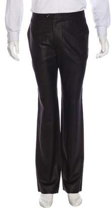 Wooyoungmi Flat Front Pants
