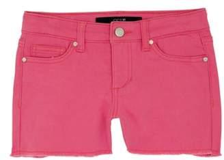 Joe's Jeans Frayed Cotton Shorts