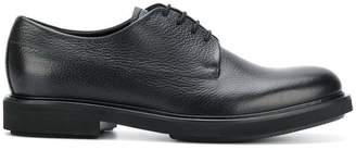 Emporio Armani chunky sole lace-up shoes