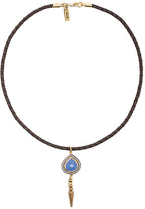 Vanessa Mooney Rhythm & Blues Choker in Brown. $127 thestylecure.com