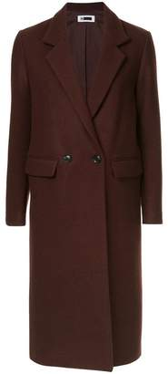 H Beauty&Youth long single breasted coat