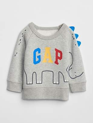 Gap 3D Logo Graphic Sweater