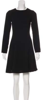 Opening Ceremony Long Sleeve Mini Dress