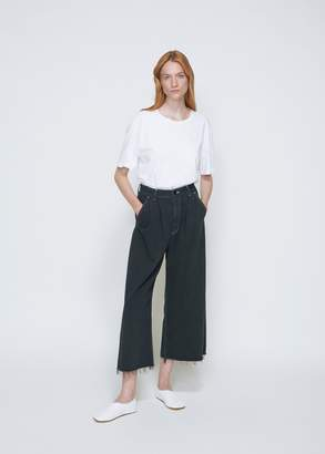 MM6 MAISON MARGIELA Raw Hem Trousers