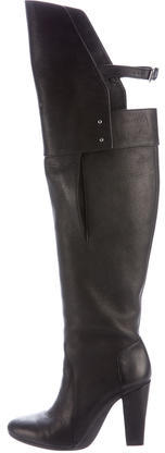3.1 Phillip Lim 3.1 Phillip Lim Leather Over-The-Knee Boots
