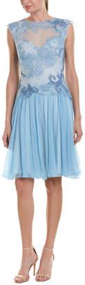 Tadashi Shoji A-Line Dress