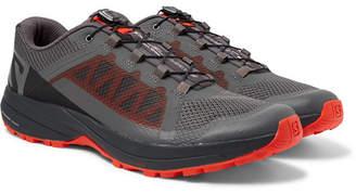 Salomon Xa Elevate Gore-tex Trail Running Sneakers - Gray